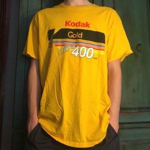 Retro Kodak Gold Men's T shirt